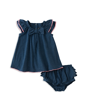 kate spade new york Girls' Heather Knit Dress & Bloomers Set - Baby