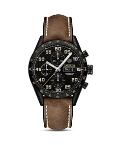 TAG Heuer Carrera Chronograph, 43mm - Bloomingdale's_0