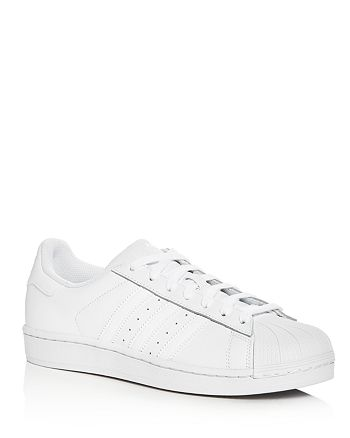 Adidas - Men's Superstar Lace Up Sneakers
