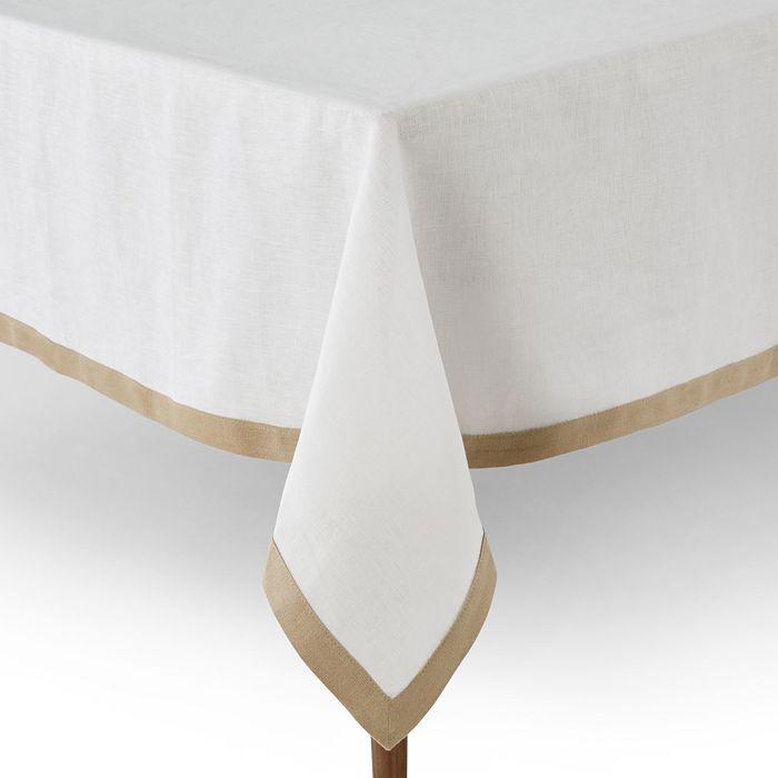 "Matouk - Border Tablecloth, 70"" x 108"""