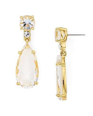 kate spade new york Cascade Drop Earrings