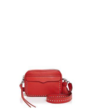 Rebecca Minkoff Brynn Leather Camera Bag