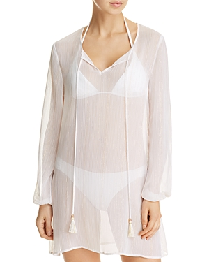 Macbeth Collection Tunic Swim Cover-Up