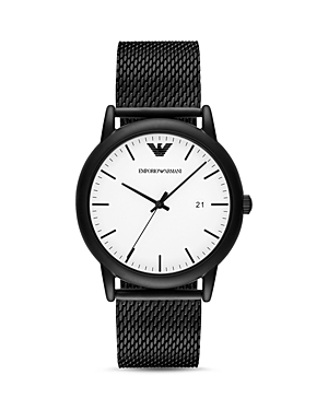Armani Luigi Watch, 43mm
