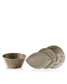 Merritt - Heartwood Melamine Dinnerware Collection