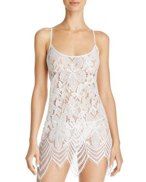 In Bloom by Jonquil Racerback Chemise & G-String Set