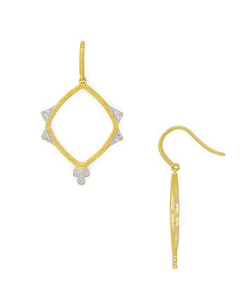 Freida Rothman - Visionary Fusion Drop Earrings