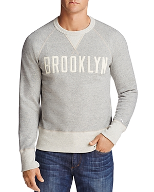 Todd Snyder Champion Brooklyn Graphic Sweatshirt