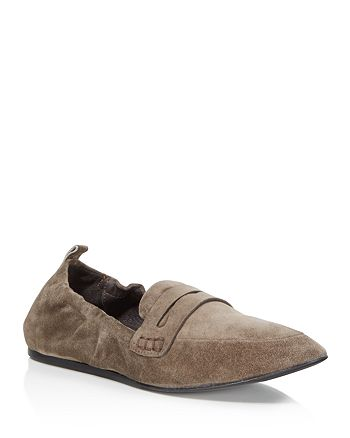 Charles David - Women's Milly Suede Loafers