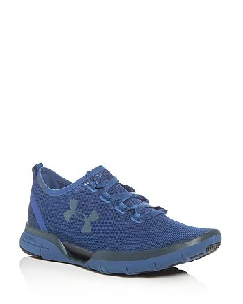 Under Armour - Men's Charged Cool Switch Run Mesh Lace Up Sneakers