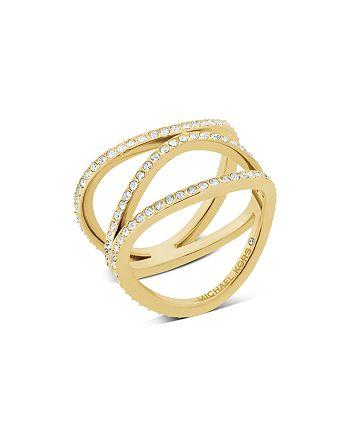 Michael Kors - Wavy Band Ring