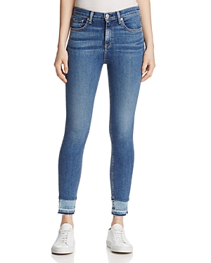 Jeanși de damă RAG & BONE/JEAN Capri