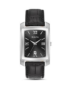 Bulova Modern Rectangle Watch, 31mm - Bloomingdale's_0