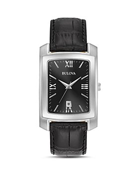 Bulova - Modern Rectangle Watch, 31mm