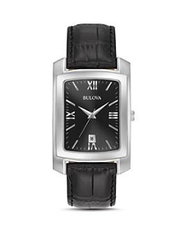 Bulova - Modern Rectangle Watch, 31mm