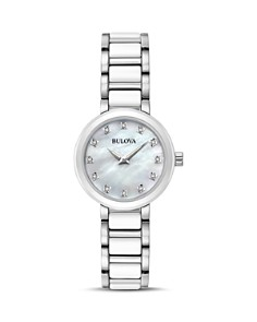 Bulova Modern Round Watch, 28mm - Bloomingdale's_0