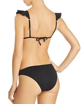 Eberjey - So Solid Grayson Bikini Top & So Solid Annia Bikini Bottom