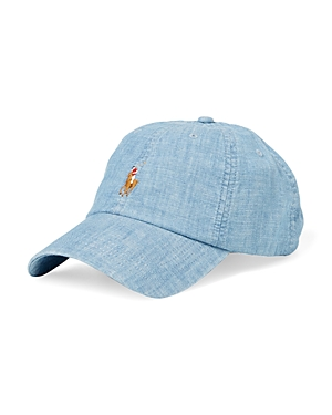 Polo Ralph Lauren Chambray Baseball Cap