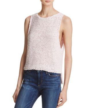 Banjara Open-Knit Top
