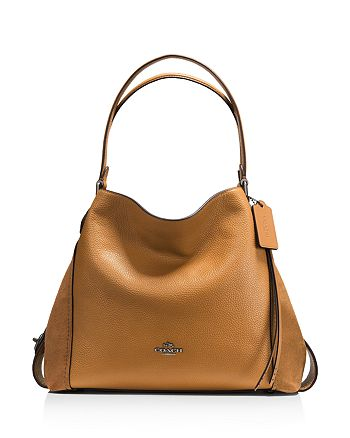 e3ae57293123 ... canada coach edie shoulder bag 31 in mixed leathers f1d55 f21e7 ...