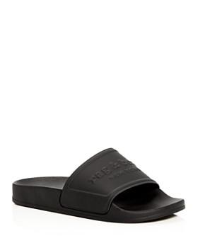 rag & bone - Women's Logo Pool Slide Sandals