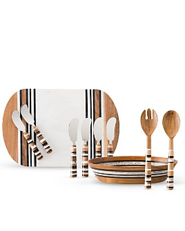 Juliska - Stonewood Stripe Serveware Collection