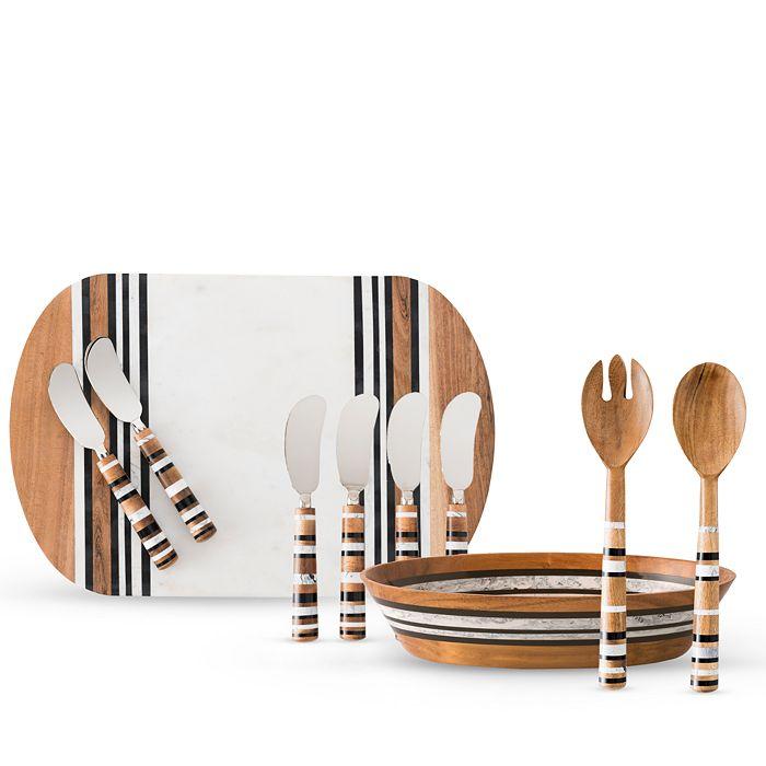 Juliska - Stonewood Stripe Serveware Collection