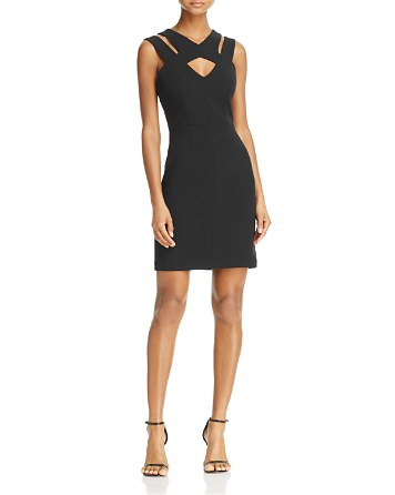 $Betsey Johnson Strappy Cutout Dress - Bloomingdale's