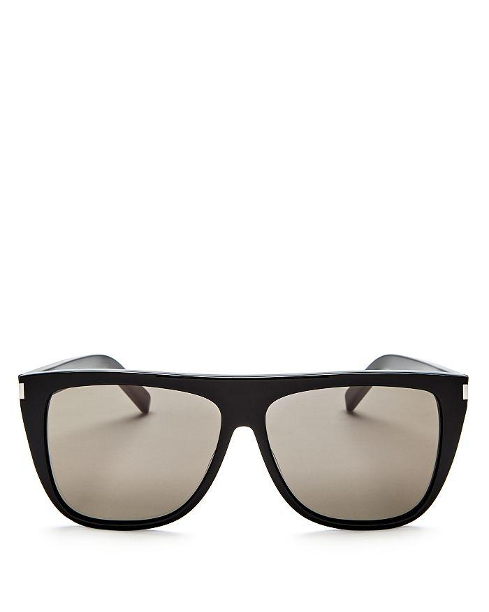eda7721727 Saint Laurent - Men s Flat Top Square Sunglasses