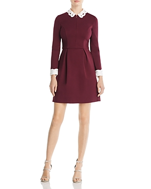 Ted Baker Shealah Lace-Trimmed Dress - 100% Exclusive