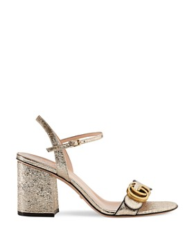 Gucci - Women's Marmont Open-Toe Sandals