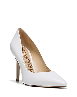 Sam Edelman Hazel Leather Pointed Toe Pumps