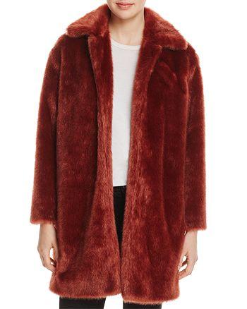 FRAME - Faux Fur Coat