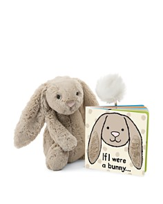 Jellycat Bashful Bunny & If I Were a Bunny Book - Ages 0+ - Bloomingdale's_0
