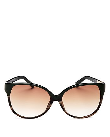 3.1 Phillip Lim - Women's Oversized Cat Eye Sunglasses, 62mm