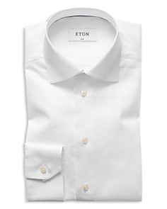 Eton - Signature Twill Slim Fit Dress Shirt