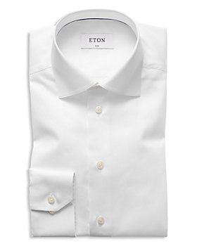 Eton - Signature Twill Slim Fit Dress Shirt