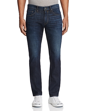 Paige Federal Slim Fit Jeans in Barker