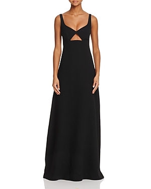 Jill Jill Stuart Sleeveless Cutout Gown