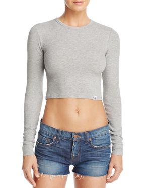 Calvin Klein Jeans Rib Crop Tee 2564315