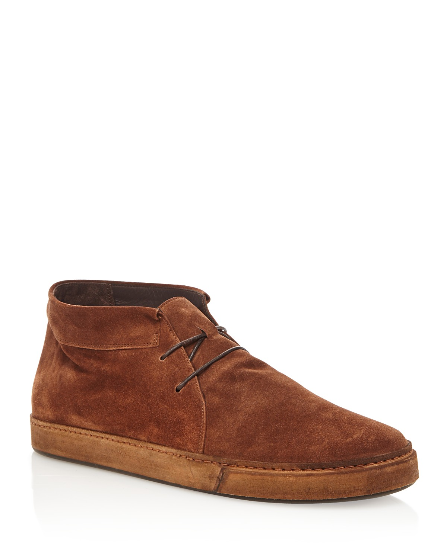 Vince Novato Suede Chukka Boots - 100% Exclusive ybsNoUgR4