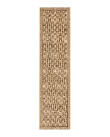 SAFAVIEH - Palm Beach Area Rug, 2' x 8'