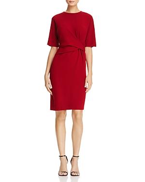 Gerard Darel Nathan Asymmetric Draped Dress - 100% Exclusive