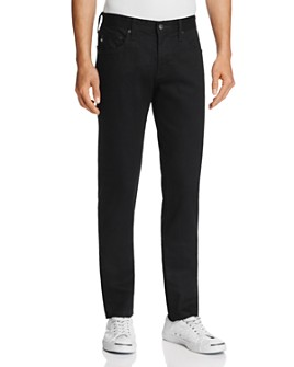 AG - Dylan New Tapered Skinny Fit Jeans in Deep Pitch