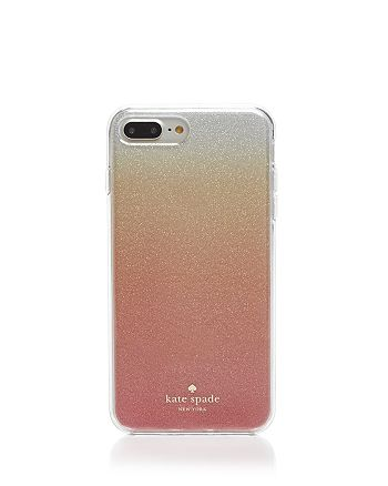 finest selection 466f7 0f066 kate spade new york Glitter Ombré iPhone 7 Plus/8 Plus Case ...