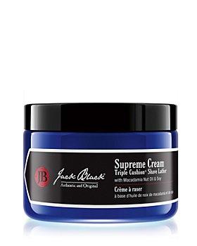 Jack Black - Supreme Cream Triple Cushion Shave Lather