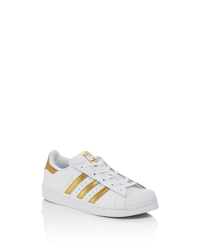 Adidas - Unisex Superstar Sneakers - Toddler, Little Kid