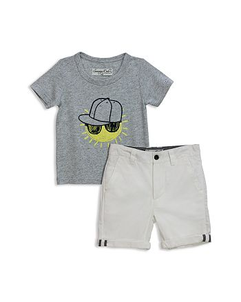 Sovereign Code - Boys' Parway + Harding Tee & Shorts Set - Baby