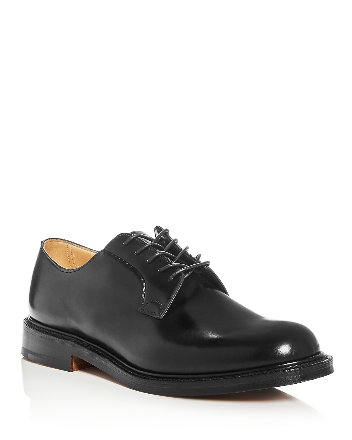 Church'sShannon Plain Toe Derby Oxfords I9SFHg