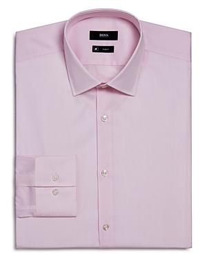 Boss Jenno Micro Stripe Slim Fit Dress Shirt